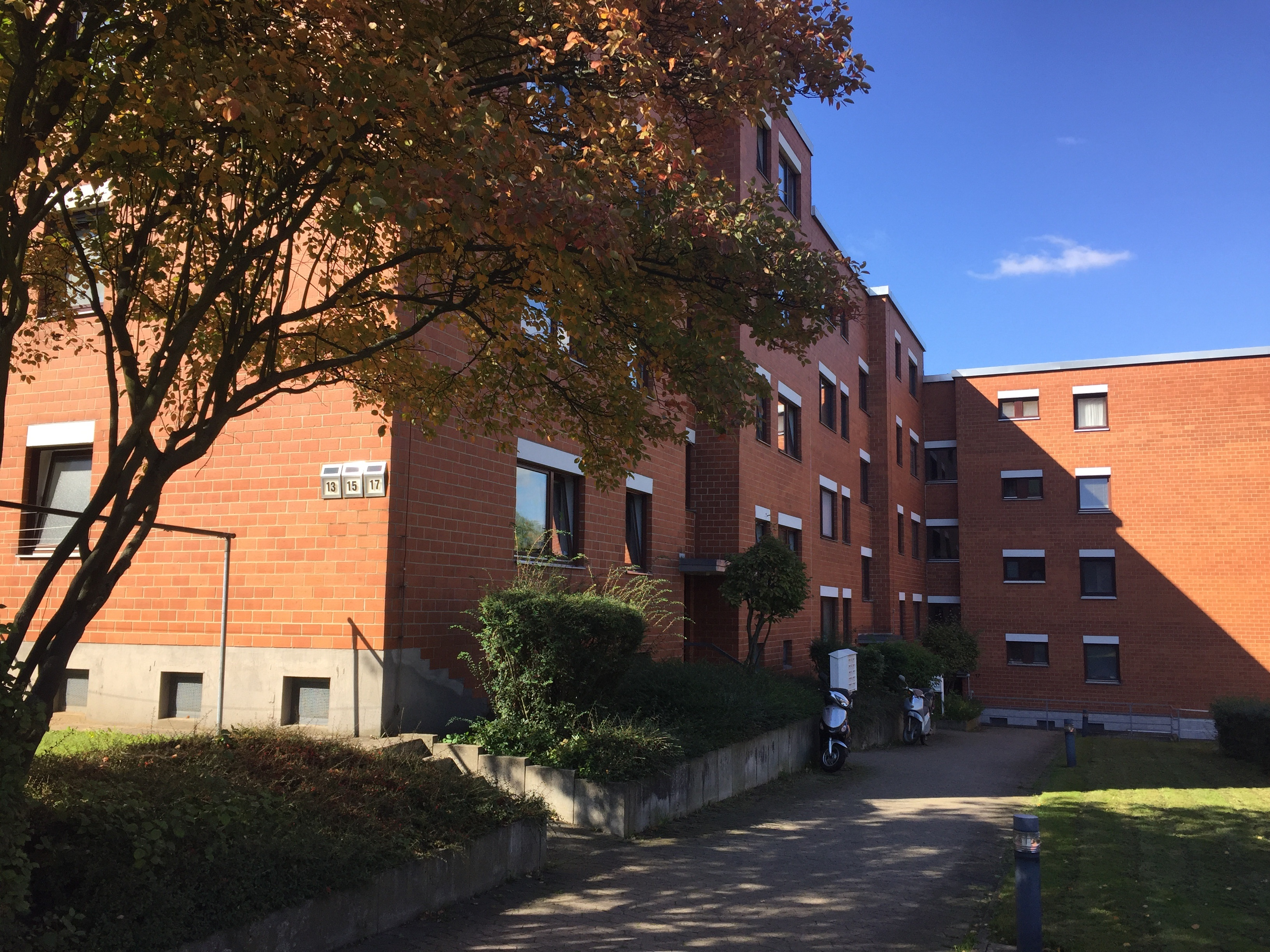 Zwei-Zimmerwohnung in Bovenden!
