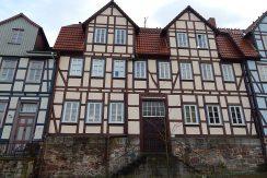 Ein-Zimmerwohnung ca.49 m² im denkmalgeschützten Fachwerkhaus im Zentrum von Hann Münden!