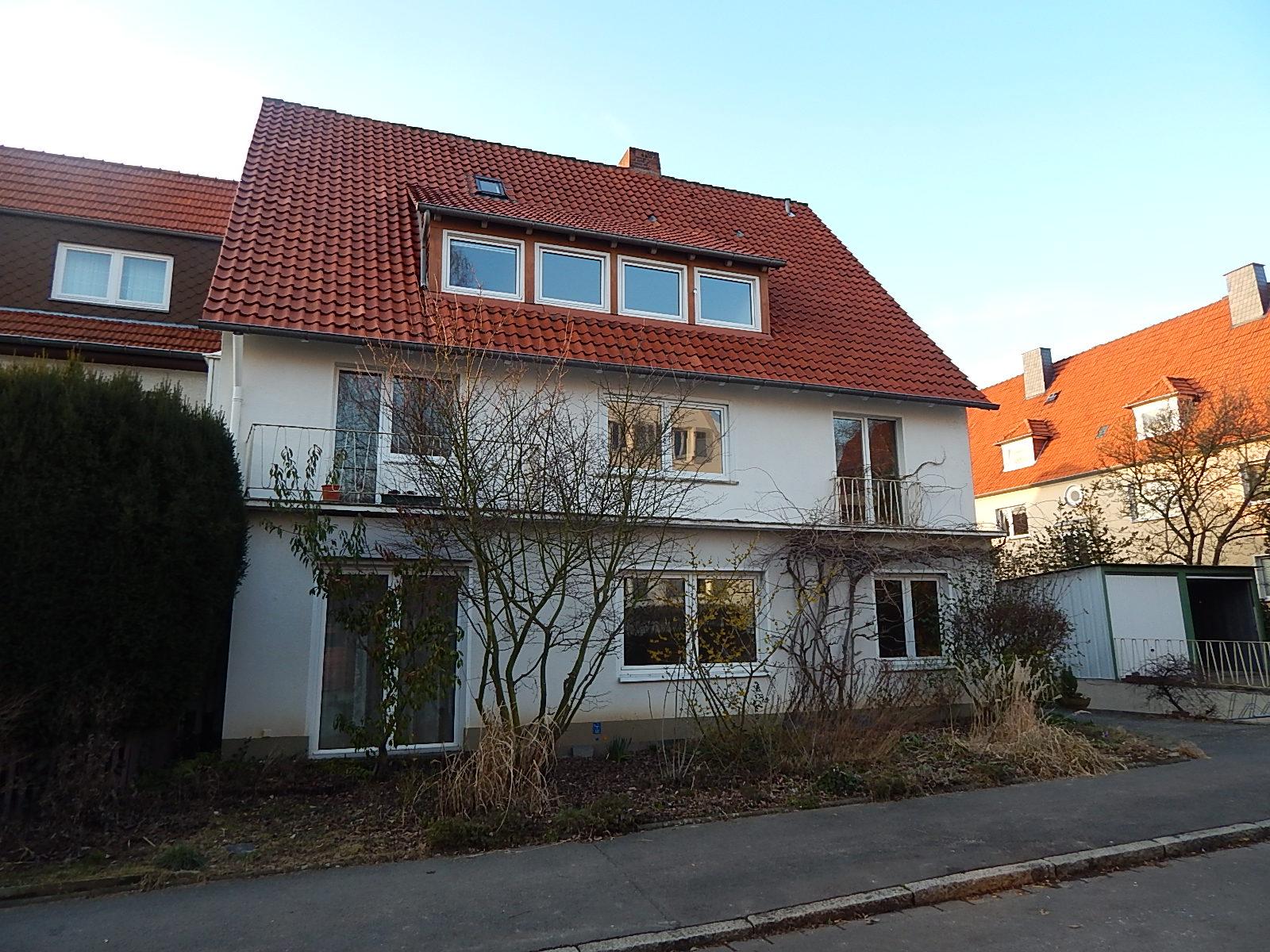 Wohnen im Göttinger Ostviertel! Drei Familienhaus in bester Lage!