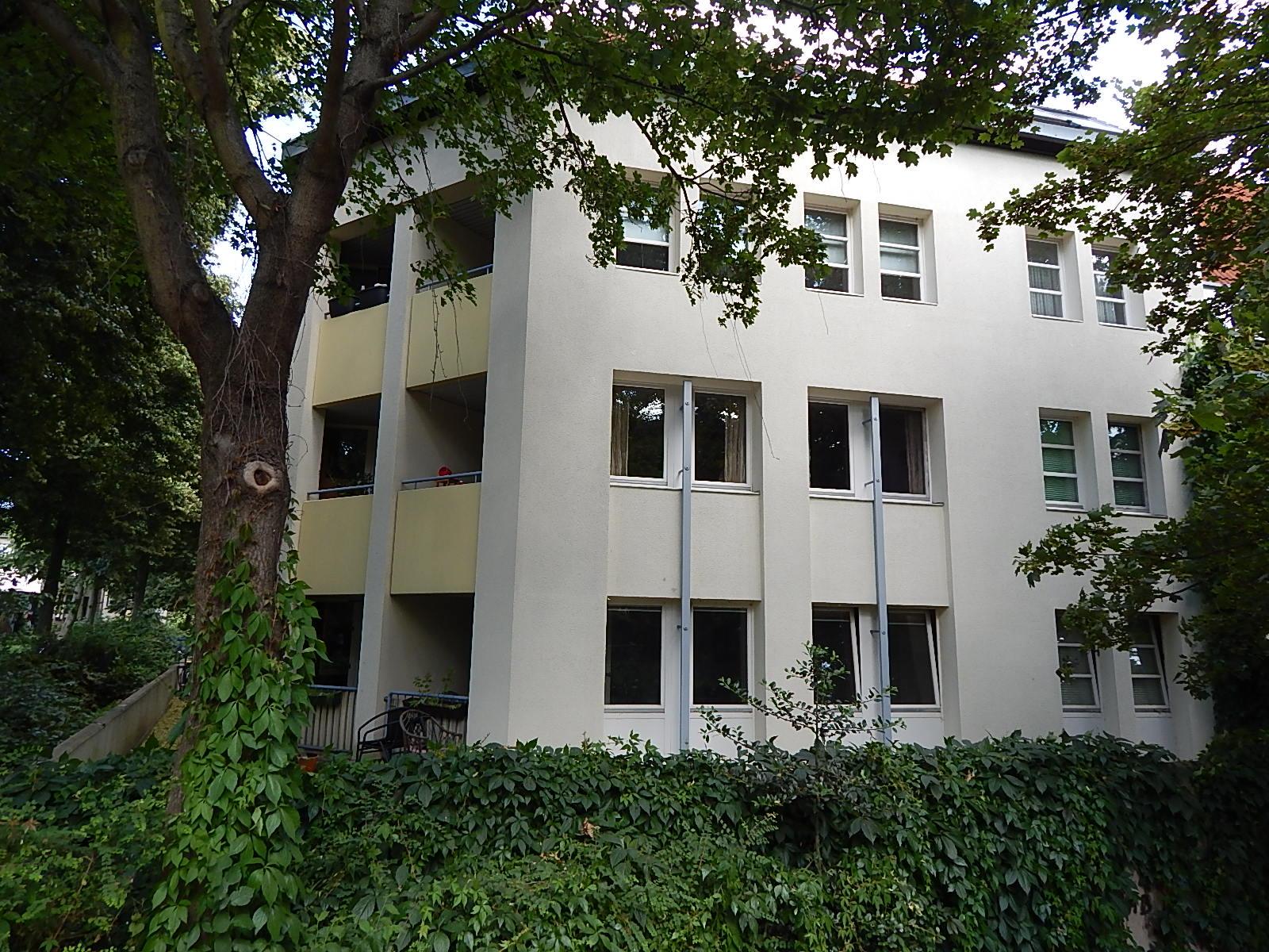 Zwei Zimmer Eigentumswohnung am Stadtwall in Göttingen