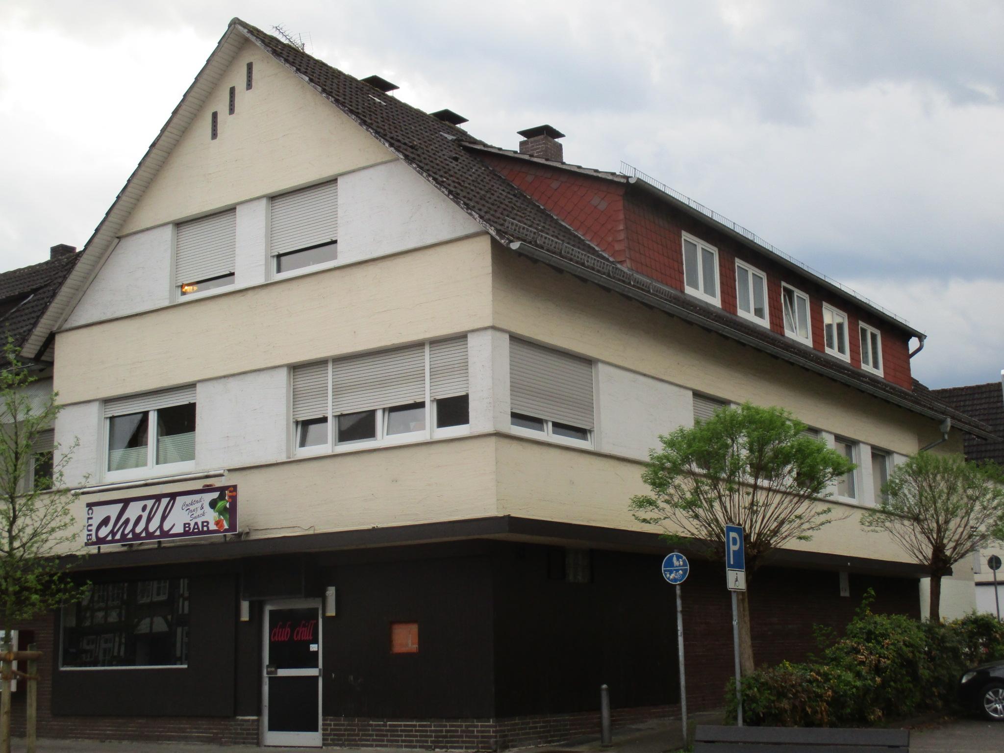 Wohn und Geschäftshaus in zentraler Lage von Beverungen!