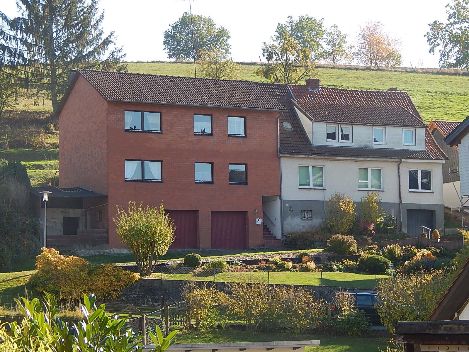Zwei Einfamilienhäuser in Katlenburg-Lindau OT Elvershausen!