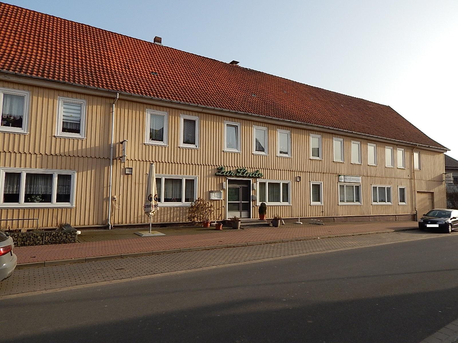Traditionelle Gastronomieimmobilie in 37520 Schwiegershausen!